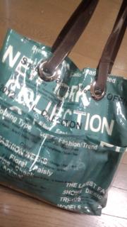 ビニコのバッグ